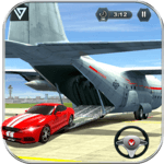 Airplane Pilot Car Transporter APK icon