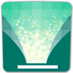 Glimmer (luminous alarm clock) APK icon