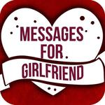 Love Messages for Girlfriend ♥ Flirty Love Letters APK icon