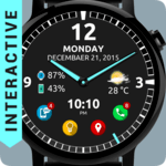 Ultra Watch Face APK icon