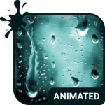 Rainy Day Animated Keyboard Live Wallpaper Apk Download For
