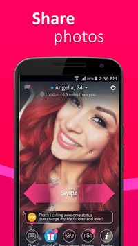 Meet4U - Chat, Love, Singles! APK screenshot 2