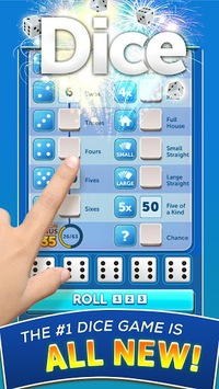 Dice With Buddies™ Free - The Fun Social Dice Game APK screenshot 1