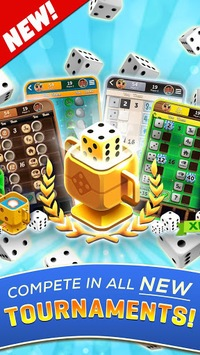 Dice With Buddies™ Free - The Fun Social Dice Game APK screenshot 2