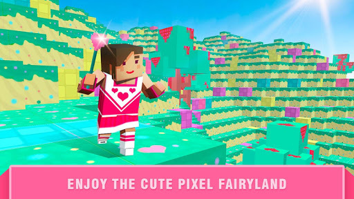 S Cube World Exploration Apk Screenshot 1