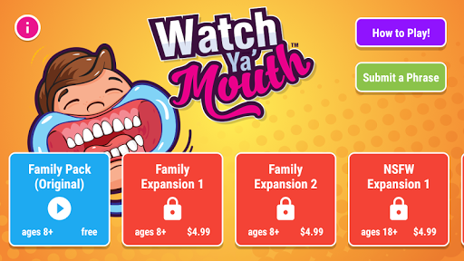 Watch Ya Mouth Mouthguard game™ APK : Download v1 3 7 for