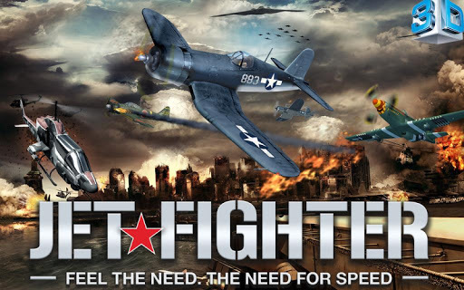 F18 3d Jet Fighter War Airplanes Flight Simulator APK