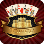Towers TriPeaks: Classic Pyramid Solitaire APK