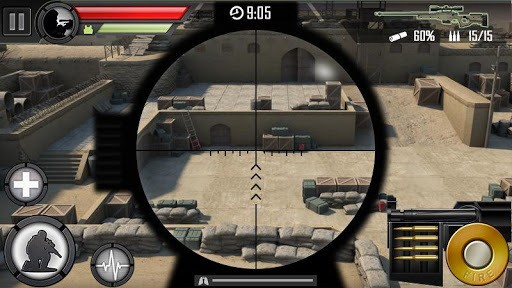 Modern Sniper APK screenshot 1