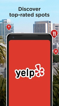 Yelp: Food, Shopping, Services Nearby APK screenshot 1