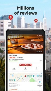 Yelp: Food, Shopping, Services Nearby APK screenshot 2