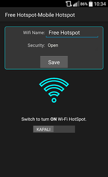 Free Hotspot-Mobile Hotspot APK : Download v2 3 for Android