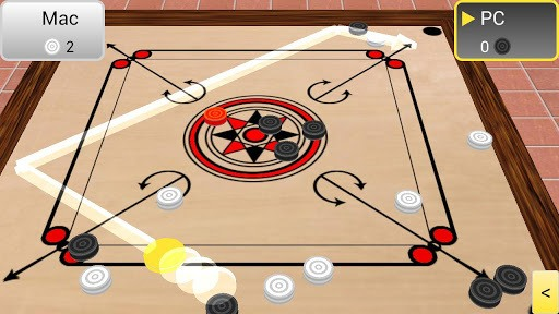 Carrom 3D APK screenshot 2
