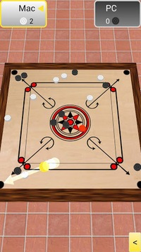Carrom 3D APK screenshot 3