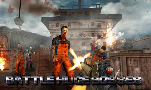 download 3d zombie games for android
