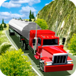 Offroad Oil Tanker Transport Truck Driver 2018 APK icon