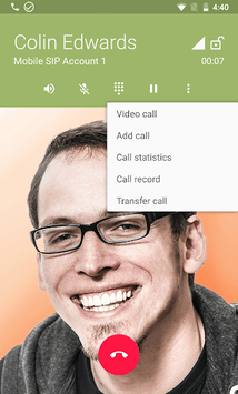 Zoiper IAX SIP VOIP Softphone APK : Download v2 5 40 for Android at
