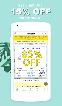 fc9a783849721 SHEIN-Fashion Shopping Online APK : Download v6.4.6 for Android at ...