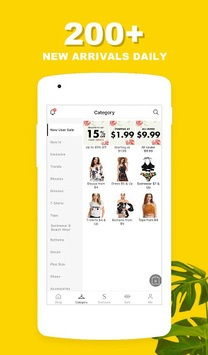 d3d70c5ca8 SHEIN-Fashion Shopping Online APK : Download v6.4.6 for Android at ...