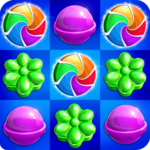 Lollipop Crush Match 3 APK icon