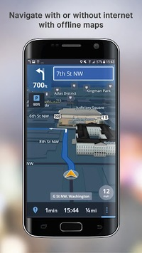 Free GPS Navigation APK screenshot 2