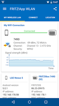 FRITZ!App WLAN APK : Download v2 8 4 for Android at AndroidCrew