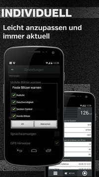 Blitzer.de APK screenshot 3