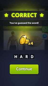 4 Pics 1 Word APK screenshot 3