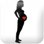 Pregnancy watcher widget APK icon