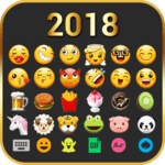 Emoji Keyboard Cute Emoticons - Theme, GIF, Emoji APK icon