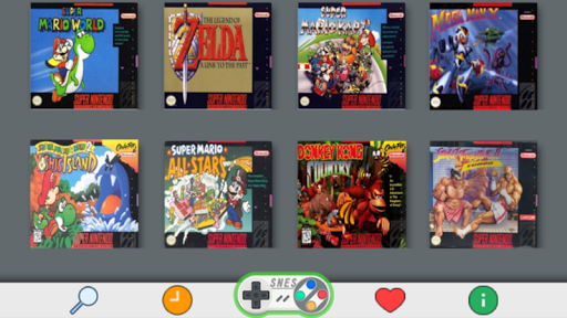 Snes9x Android