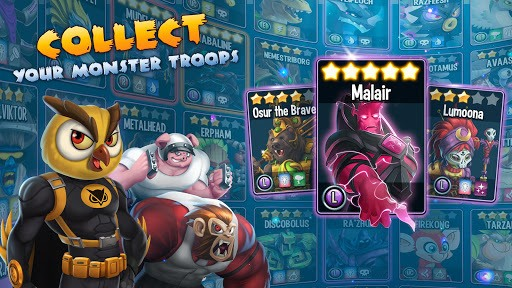 Monster Legends - RPG APK screenshot 3