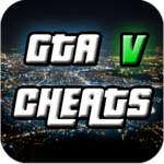 Cheats for GTA 5 all platforms APK icon