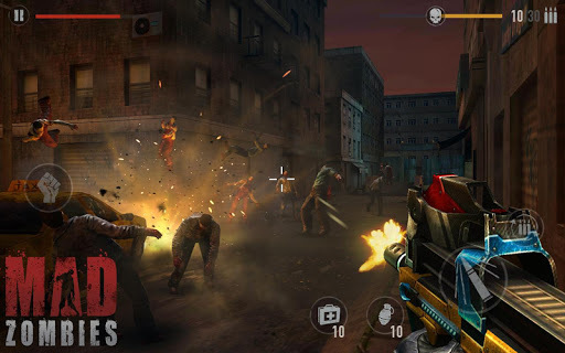 MAD ZOMBIES : Offline Zombie Games APK : Download v5 14 0 for