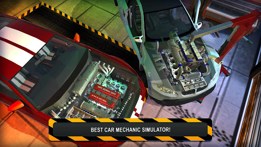 Car Mechanic Job: Simulator APK : Download v1 2 for Android