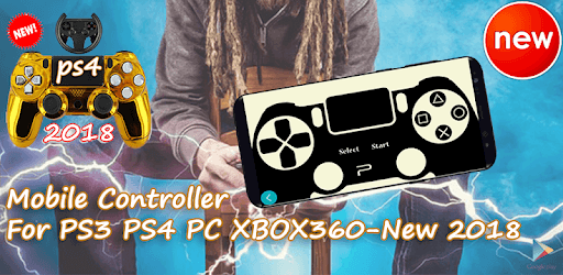 Mobile Controller For PS3 PS4 PC XBOX360-New 2018 APK : Download v1