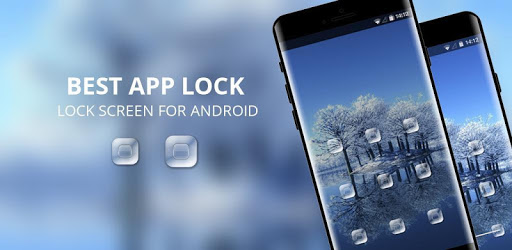 lock theme for nature winter tree oppo f5 APK : Download v1