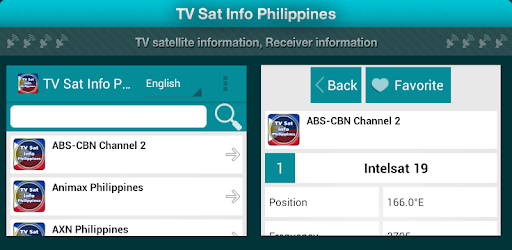 TV Sat Info Philippines APK : Download v1 0 8 for Android at AndroidCrew