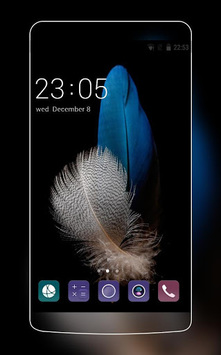 Theme for Huawei P8 Lite HD Wallpaper & Icon Pack APK