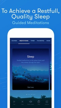 Relax Melodies: Sleep Sounds APK screenshot 3