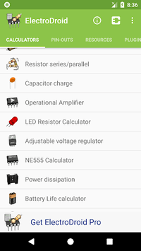 Electrodroid - electronics in your hand APK Download for Android