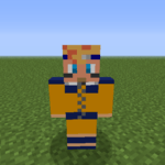 Mod Naruto for Minecraft PE APK icon