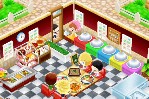 Cooking Mama: Let's cook! APK screenshot 3