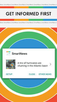 SmartNews: Breaking News Headlines APK screenshot 2