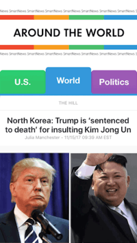 SmartNews: Breaking News Headlines APK screenshot 3