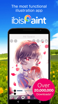 ibis Paint X APK screenshot 1
