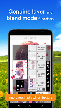 ibis Paint X APK screenshot 3
