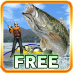 Bass Fishing 3D Free APK icon