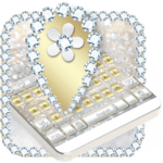Luxury Gold & Silver Keyboard APK