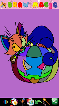 Coloring Pages for kids APK screenshot 1